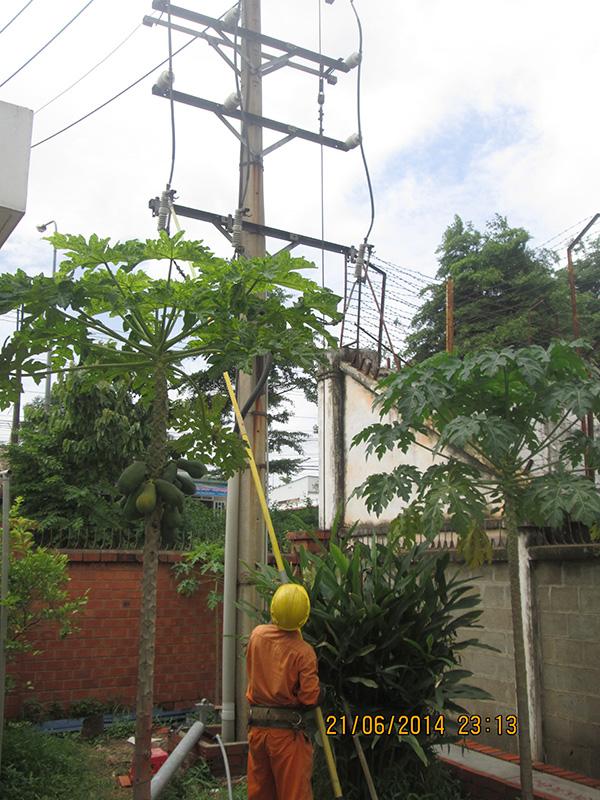 Thi công hệ thống điện dân dụng & công nghiệp